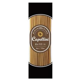 商品画像:ダッタンそば粉入りパスタ  カッペリーニ