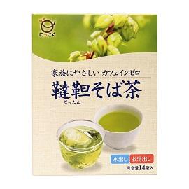 商品画像:韃靼そば茶TB