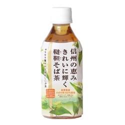 商品画像:長野県産韃靼そば茶ペットボトル