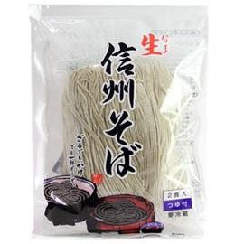 商品画像:生信州そば(つゆ付き)(130g×2)