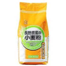 商品画像:長野県産の小麦粉(中力小麦粉)