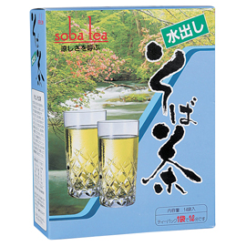 商品画像:水出しそば茶
