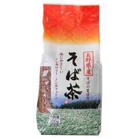商品画像:長野県産そば茶