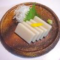レシピ画像:そばサシミ