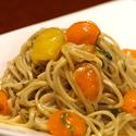 レシピ画像:洋風トマトそば