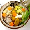 商品画像:もっちり!やわらか!味噌煮込みカボチャすいとん鍋