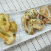 レシピ画像:ちくわの三色焼き