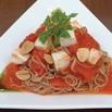 商品画像:おそばの冷製トマトソース パスタ仕立て