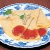 レシピ画像:そばクレープ