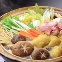 レシピ画像:すいとんカレー鍋