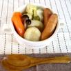 レシピ画像:もちもちすいとんのポトフ