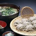 レシピ画像:七草とうじそば