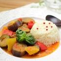 レシピ画像:洋風黄金ごはんdeラタトゥイユ