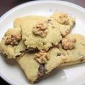 レシピ画像:あずきとそばのクッキー