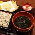 レシピ画像:天麩羅と海苔汁せいろ