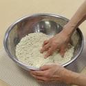 レシピ画像:おうちde簡単!手打ちそば その1【水回し編】