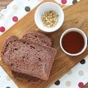 レシピ画像:おうちdeくるみとチョコレート食パン