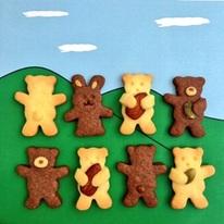 レシピ画像:手作りクッキー