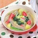 レシピ画像:煮込みパスタ ピッツォッケリ風