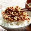 レシピ画像:そばの実入り納豆