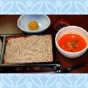 レシピ画像:パプリカとトマトの冷製カレーせいろ