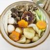 商品画像:きのこたっぷりすいとん鍋