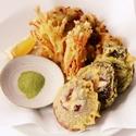 レシピ画像:いろいろきのこの天ぷら