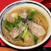 商品画像:牡蠣と長ねぎの味噌バター南蛮そば