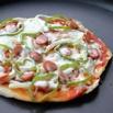 商品画像:ピザ風お好み焼き