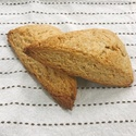 レシピ画像:そば粉で作るパンケーキミックス使用スコーン