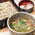 レシピ画像:ホタテと旬菜の沢煮椀せいろ