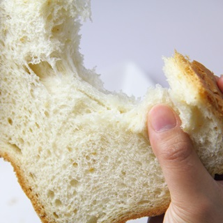 レシピ画像:ホームベーカリーで作る黄金ごはんパン