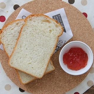 レシピ画像:簡単 おうちdeそば食パン