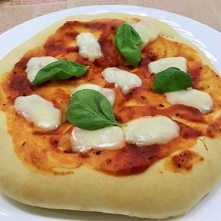 レシピ画像:本格派!ピザ・マルゲリータ