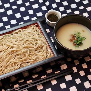 レシピ画像:玉ねぎとジャガイモのすりおろしセイロ