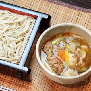 レシピ画像:牛肉と根菜の旨煮せいろ