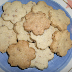 レシピ画像:そばの実サクサククッキー