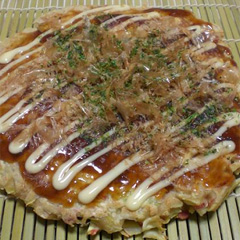 レシピ画像:お好み焼き(おいしいすいとんレシピ)
