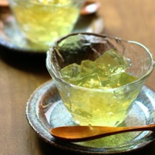 レシピ画像:韃靼そば茶ゼリー